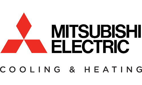 Mitsubishi electric cooling & Heating logo